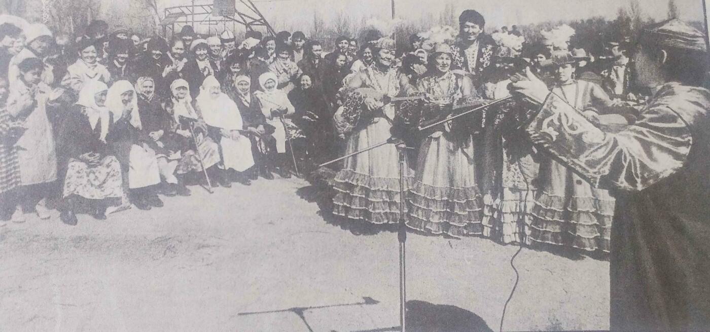 Вторая жизнь Наурыза: как отмечали возрожденный праздник в советской Алма-Ате, фото-12