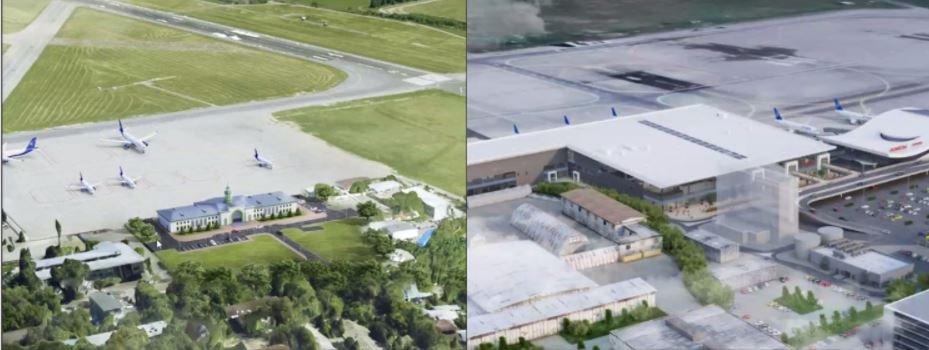 В Общественном совете Алматы подготовили альтернативный вариант нового терминала аэропорта, фото-1