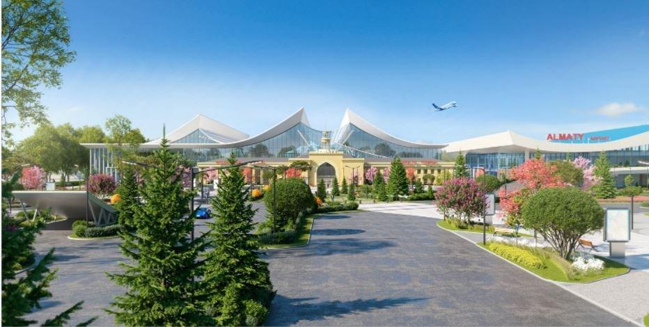 В Общественном совете Алматы подготовили альтернативный вариант нового терминала аэропорта, фото-3