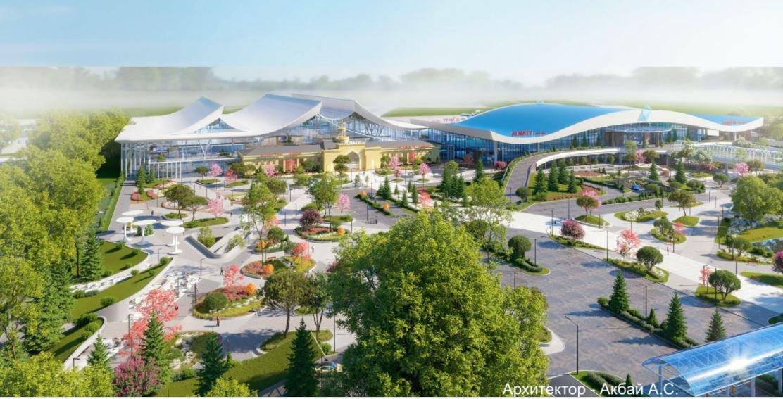 В Общественном совете Алматы подготовили альтернативный вариант нового терминала аэропорта, фото-5