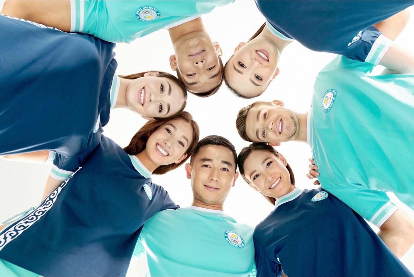 Новую олимпийскую форму казахстанских спортсменов представил НОК, фото-2