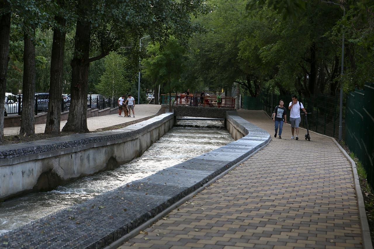 Терренкур благоустроили в Алматы, Акимат Алматы