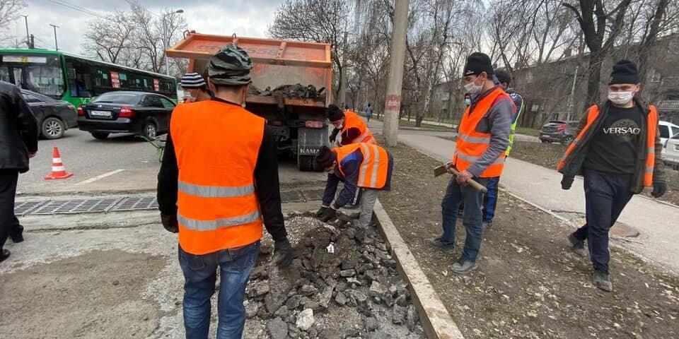 Улицы Шаляпина, Жандосова и Райымбека отремонтируют в Ауэзовском районе Алматы
