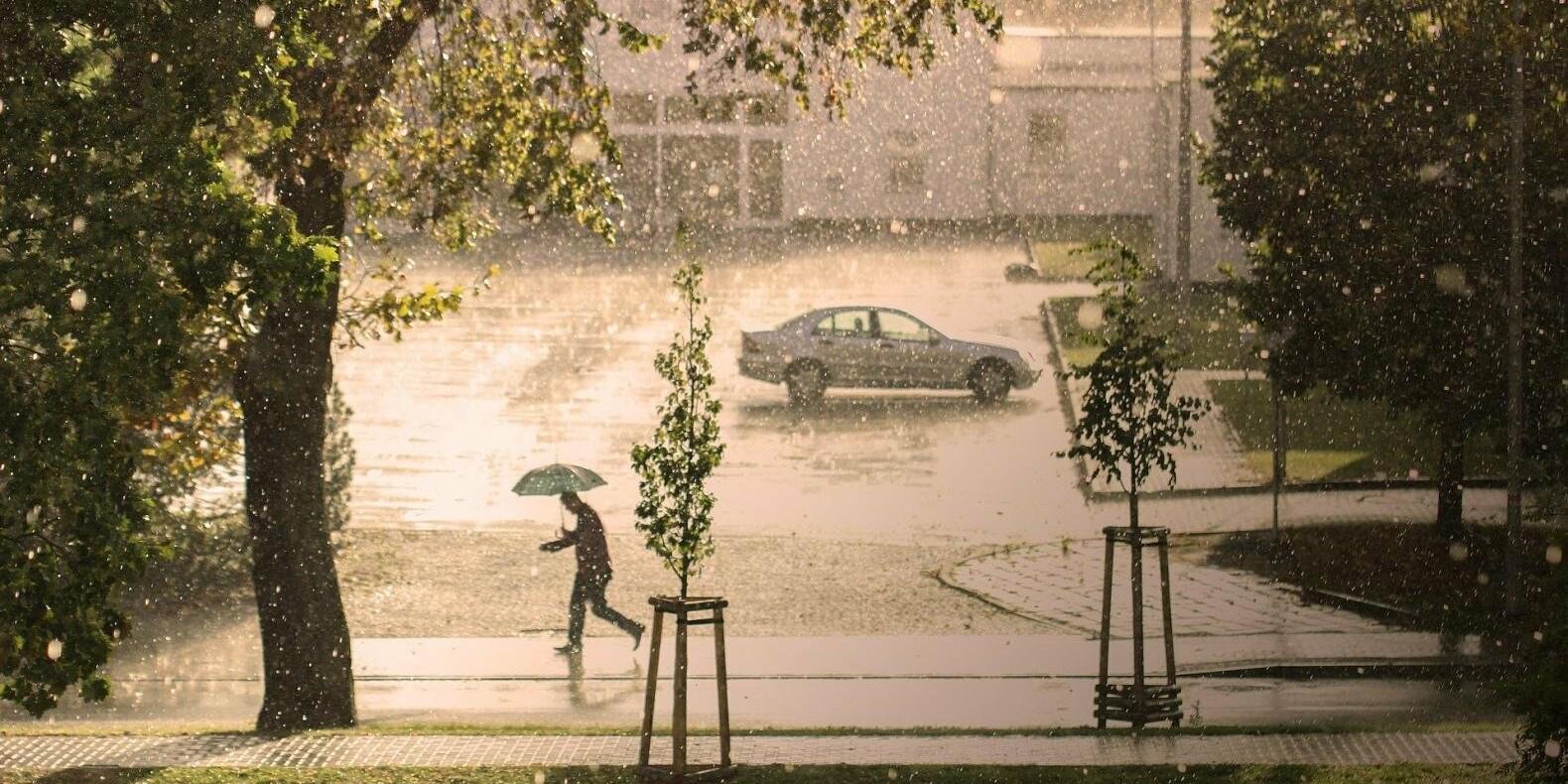 Грозу с осадками и до 30 градусов тепла прогнозируют в Алматы 10  июня