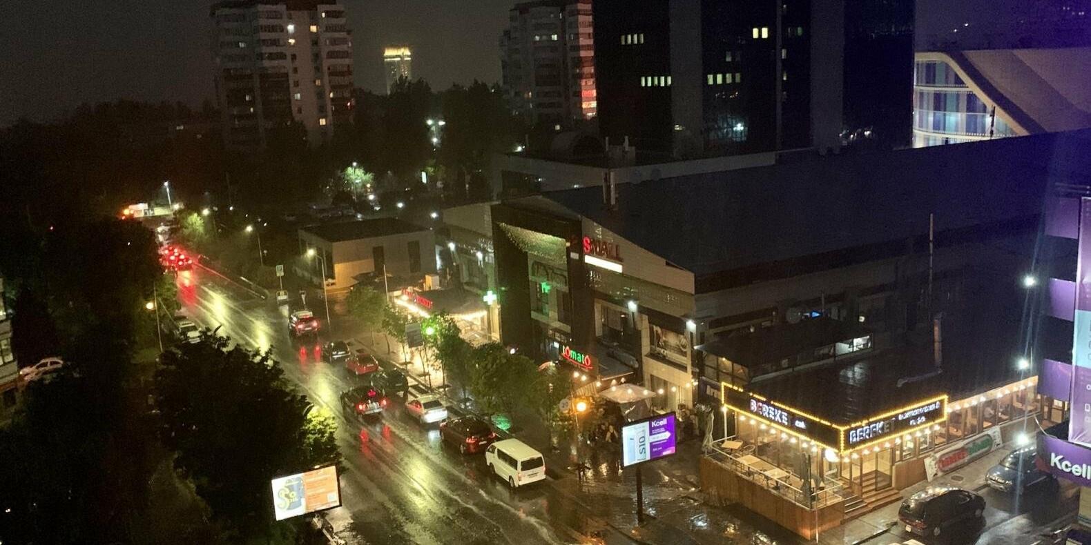В каких районах Алматы чаще орудуют автоворы