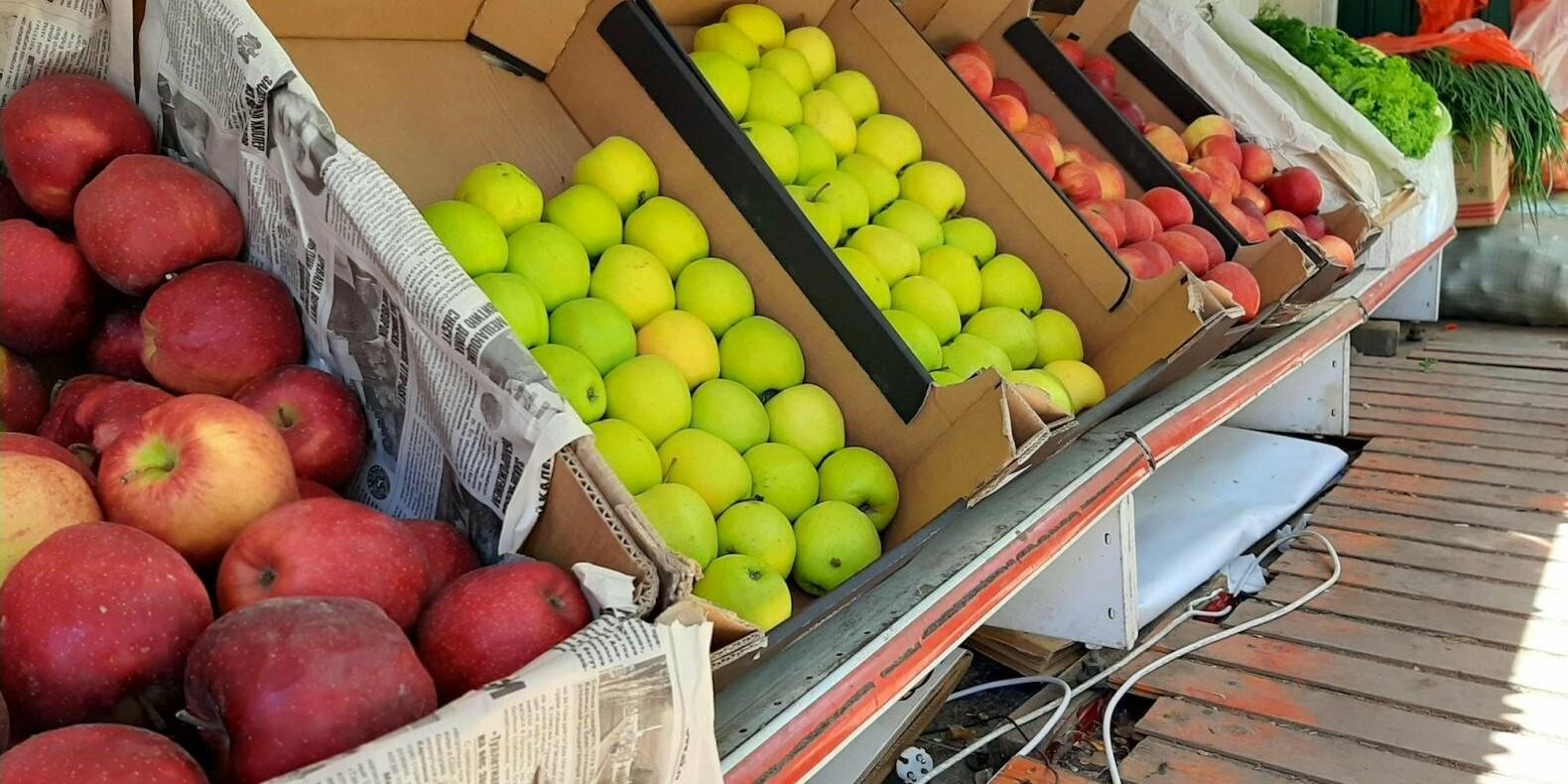 Цены на социально значимые продукты в Алматы с начала года выросли на 6%